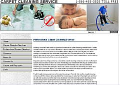 Carpet Cleaning Service Toronto
