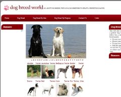 Dog breed world