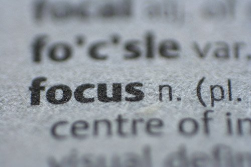Focus Dictionary