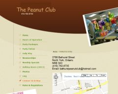 The Peanut Club