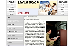 Heating Ontario